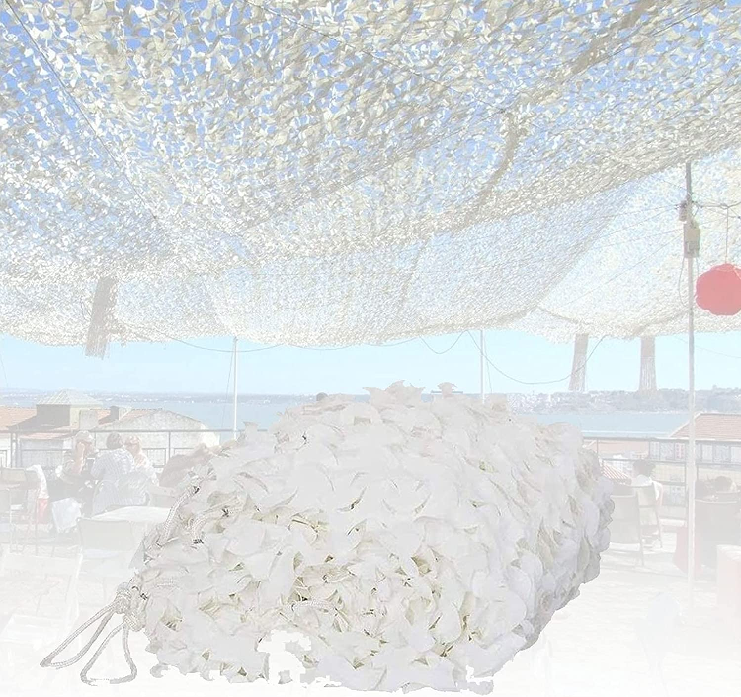 ZCBHSD Camo Netting Ranking TOP17 White Camouflage Roof Our shop OFFers the best service Net Garden Pergola for