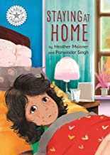 Reading Champion: Staying at Home: Independent Reading White 10