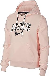 timeless design c0336 9b8ba Nike W NSW Hoodie VRSTY Sweat-Shirt Femme