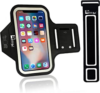 Revere Sport iPhone Xs Max / 11 Pro Max Running Armband. Sports Phone Case Holder for Jogging & Gym Exercise