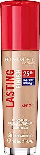 Rimmel London, Lasting Finish 25 Hour Foundation, 303 True Nude, 30 ml