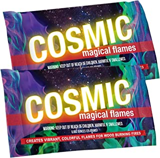 Magical Flames Cosmic Creates Vibrant, Colorful Flames for Woodburning Fires! (25)