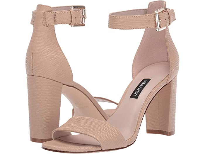 Nine West Nine West Nora Block Heeled Sandal