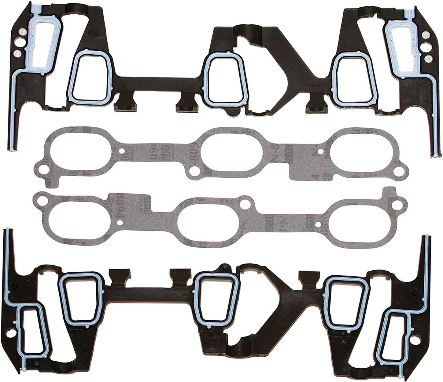 DETOTI compatible with Jacksonville Discount mail order Mall Intake Manifold Gasket for replacement 19