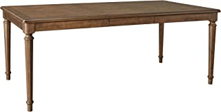 Standard Furniture Rossmore Dining Table with 18