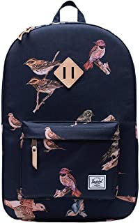 Herschel Supply Co. Heritage Peacoat Birds One Size