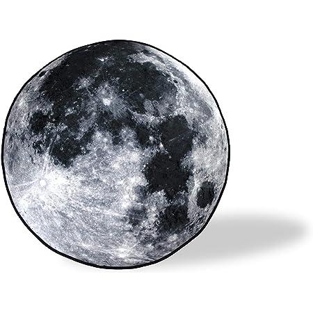 Moon Moon Fleece Throw Blanket Outer Space Decor Earthrise Earth Home Decor