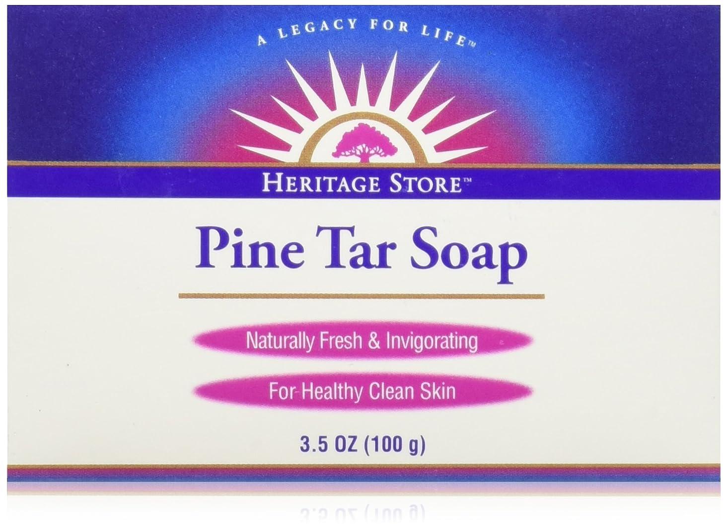 ギャロップ見積り書き込み海外直送品Pine Soap Bar, 3.5 Oz by Heritage Products