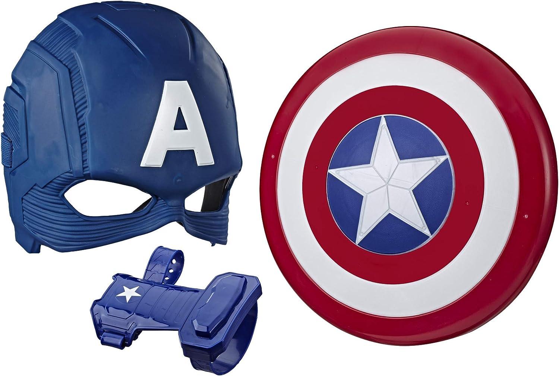 Marvel Avengers Captain America Action Armor Role Play Set ...