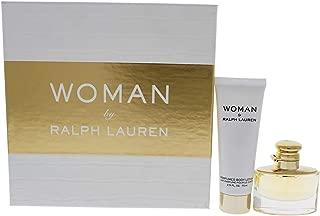 Ralph Lauren Woman By Ralph Lauren for Women - 2 Pc Gift Set 1oz Edp Spray, 2.5oz Perfumed Body Lotion, 2count