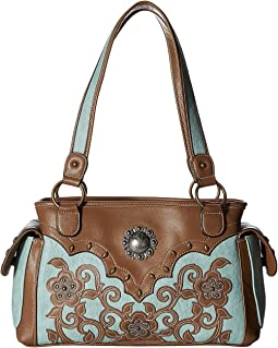 Calico Kate Conceal & Carry Satchel