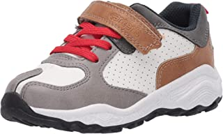 Carter's Kids' Dad Hook and Loop Slip on Athletic Shoe Sneaker