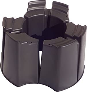 Bosmere K761 3-Part Water Barrel Stand for 26-inch Diameter Base Barrels, Black