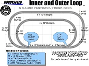 Fastrack INNER & OUTER LOOP TRACK PACK 5' x 8'