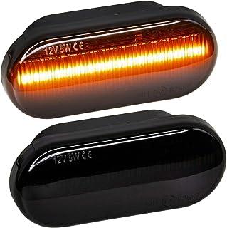 rm style LED SEITENBLINKER Schwarz Smoke [71013 1]
