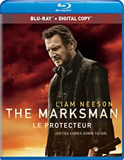 MARKSMAN (2021), THE BD CDN [Blu-ray]