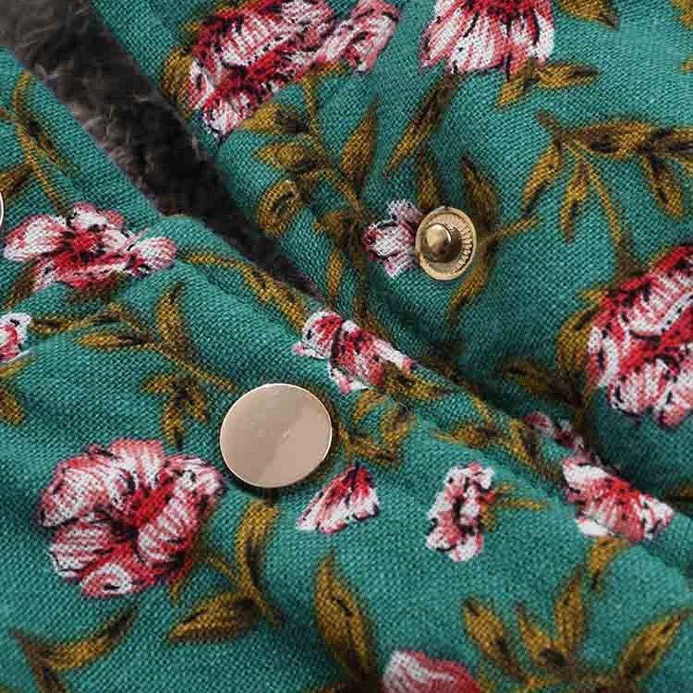 Lulupi Damen Winterjacke Große Größe Kapuzenjacke Lang Hoodie Frauen Warm Reißverschluss Dicke Teddyfutter Jacke Sweatjacke Oversized Outwear Kapuzenpullover Grün-06