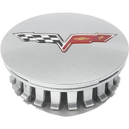 GMC OEM NEW Wheel Hub Center Cap Chrome w/Flag Logo 08-13 Corvette 09598041