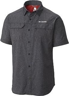 [コロンビア] メンズ シャツ Titanium Irico Short-Sleeve Shirt [並行輸入品]