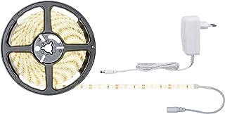 Paulmann 78972 SimpLED Strip Set 5 m LED Stripe 17 W paski świetlne 3000 K ciepła biel taśma świetlna powlekana