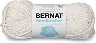 Handicrafter Cotton Yarn - Solids - Off White (Pack of 6)