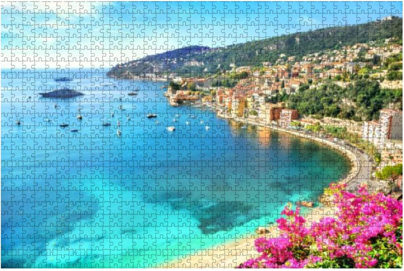 villefranche sur mer cote d'azur Riviera French Translated France Seasonal Wrap Introduction Water