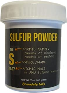 Braunfels Labs Sulfur Powder - 2 Oz