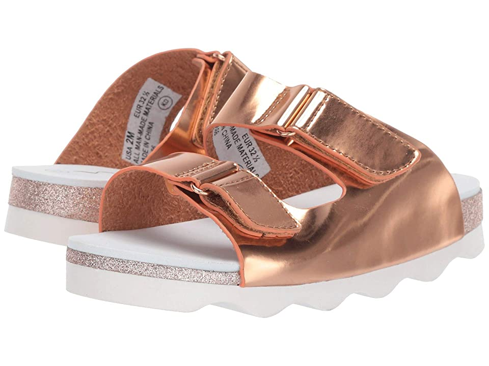 Nina Kids Andrina (Little Kid/Big Kid) (Rose Gold Metallic) Girls Shoes