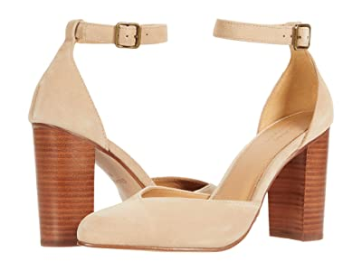 Soludos Collette Heel (Sand) Women