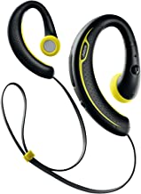 Jabra Sport Plus Wireless Bluetooth Stereo Headphones, Retail Packaging, Black/Yellow (Discontinued by Manufacturer)