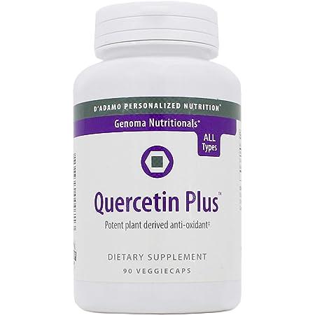 D'Adamo Personalized Nutrition - Quercetin Plus 90 vcaps