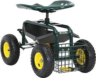 gorilla rolling garden scooter