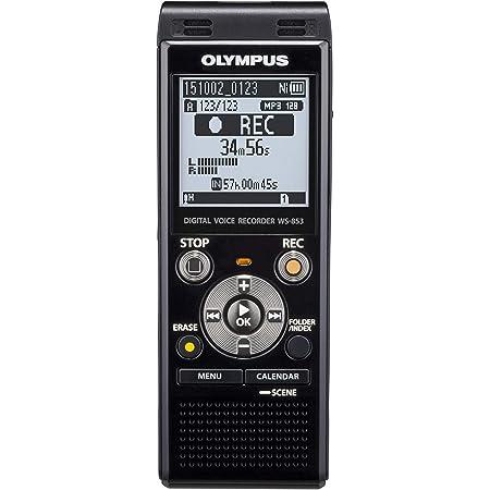 Olympus Vn 713pc Diktiergerät 4 Gb Speicher Micro Sd Kartenslot Usb Anschluss Inkl Batterien Stereo Kopfhörer Tasche Bürobedarf Schreibwaren