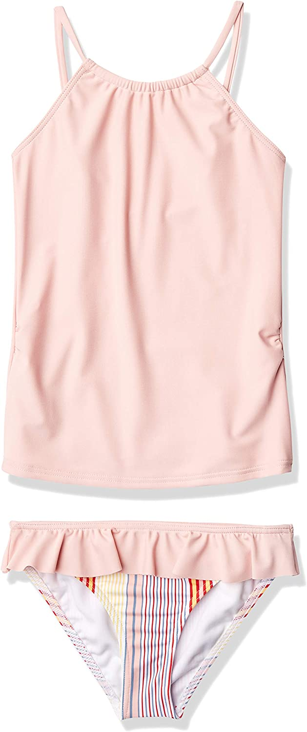 Roxy At the price Girls' Little Kindness Set Swimsuit Price reduction Tankini