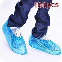 Sur-chaussures jetables Chaussures de protection pour sol 50//100//200/paires