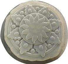 Southwest Sun Design Stepping Stone Concrete or Plaster Mold 1330