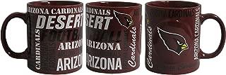 Boelter NFL Arizona Cardinals 14oz Slogan Mug