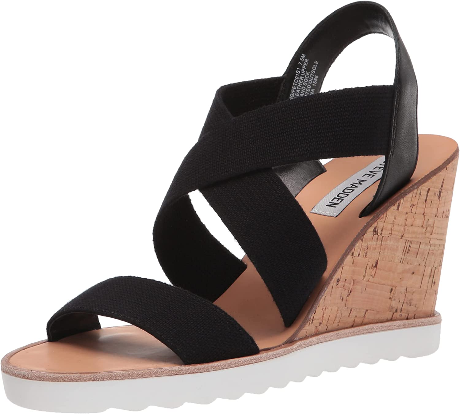Steve Madden Women's Spring new work one after Memphis Mall another Wedge Sandal Fetching