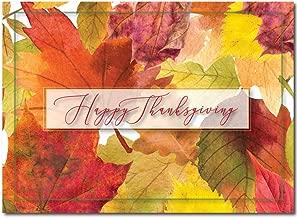 ZilloMart Thanksgiving Greeting Card TH1904.