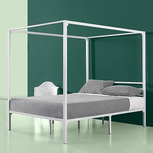 Floating Bed Frame Amazon Com