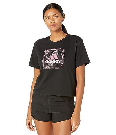 adidas Flower Camo Box Graphic T-Shirt