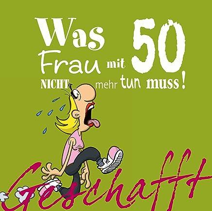 Was zum 50 geburtstag