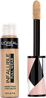 L'Oreal Paris Makeup Infallible Full Wear Waterproof Matte Concealer, Cedar