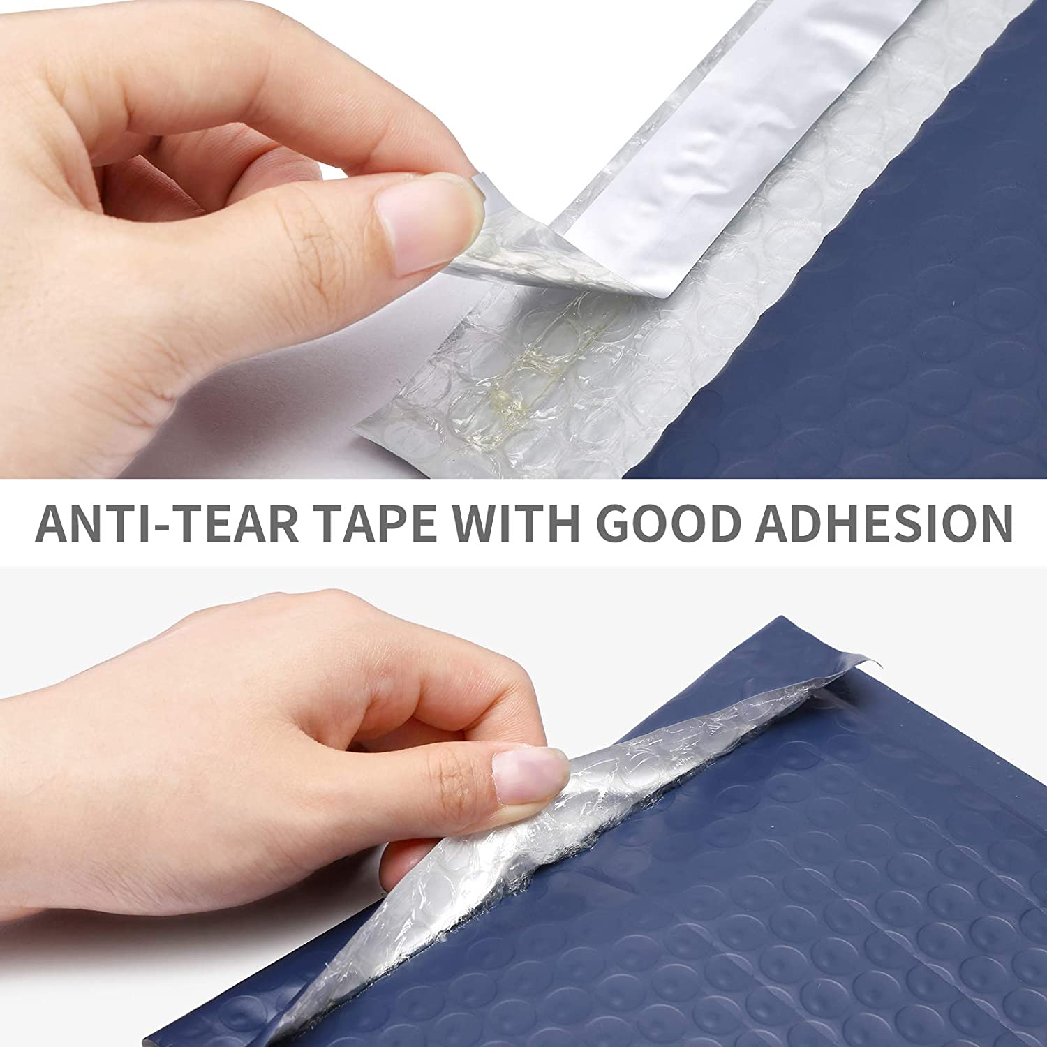 Inside Size: 8.5x11 TOMVYTER Bubble Mailers 8.5x12 25 Pack Navy Blue Mailers Padded Bubble Envelopes for Shipping// Packaging Padded Envelopes Self Seal