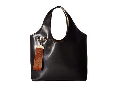 See by Chloe Jay Tote (Delicate Black) Tote Handbags