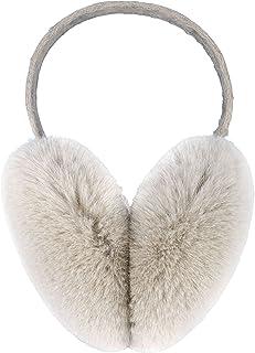 سادگی گوشواره گرمکن خز خز زمستانی زنان