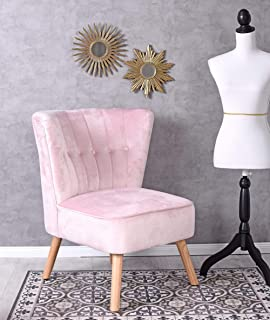 Amazon.es: sillones color rosa