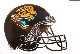 Fremont Die Jacksonville Jaguars Helmet Reusable Jumbo Cling Auto Home Window Static Decal Football
