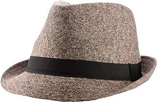 Best trilby hat tweed Reviews