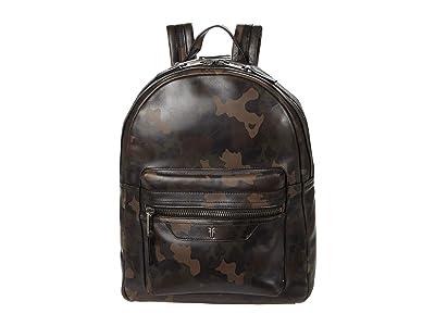 Frye Holden Backpack (Dark Camo) Backpack Bags